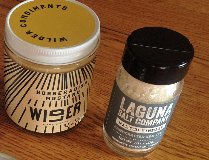 Laguna Malt Vinegar Sea Salt