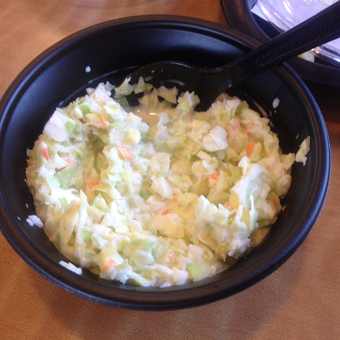 Chick Fil A Delicious Coleslaw