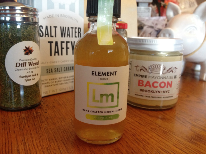 Element Lemon Mint