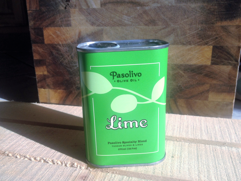 Pasolivo Lime Olive Oil