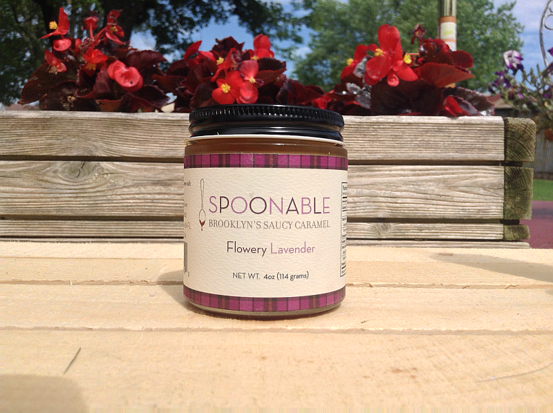 Spoonable Flowery Lavender Caramel