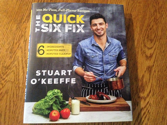The Quick Six Fix Cookbook