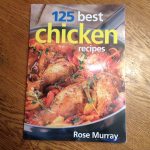 125 Best Chicken Recipes Cookbook