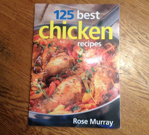 Cookbook Review: 125 Best Chicken Recipes