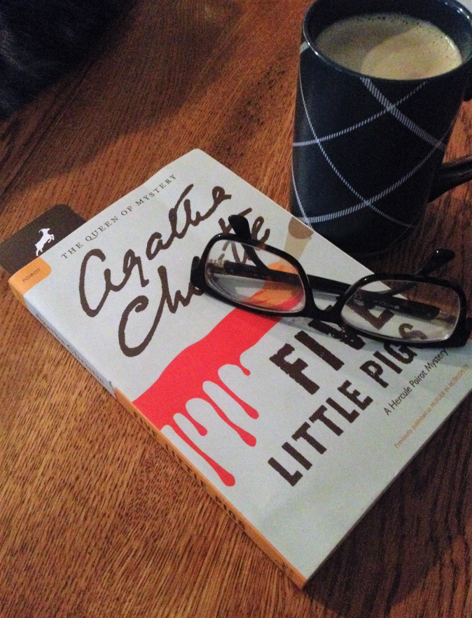 Coffee and Agatha Christie