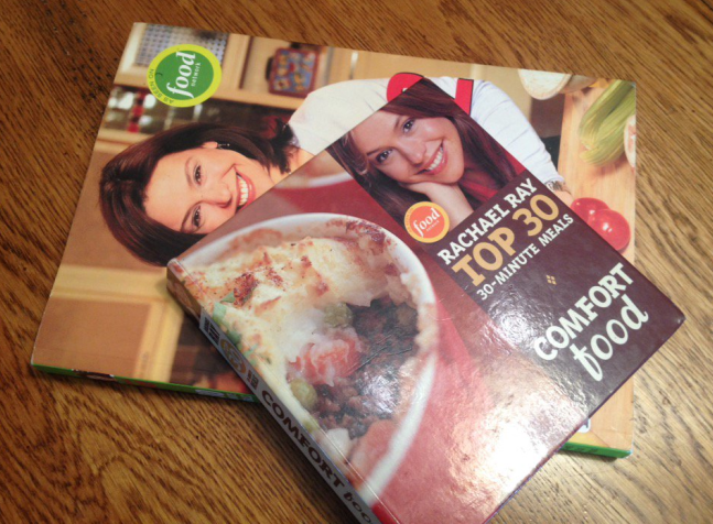 Rachael Ray Cookbooks
