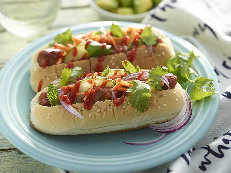 West Coast Chili Dogs