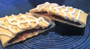 Review: Glutino Frosted Blueberry Toaster Pastries