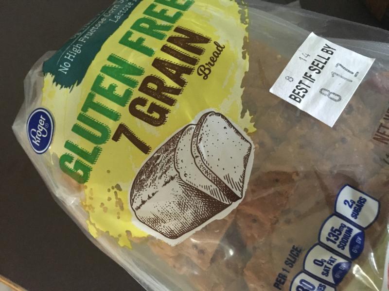 Kroger Gluten Free Sandwich Bread