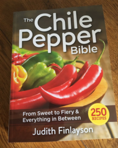 The Chile Pepper Bible: From Sweet to Fiery & Everything in Between