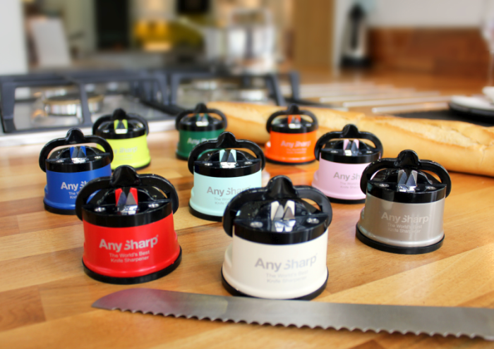 AnySharp Pro Knife Sharpeners (So many colors to choose from!)