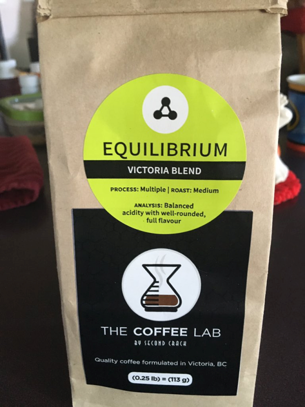 Equilibrium Victoria Blend Coffee