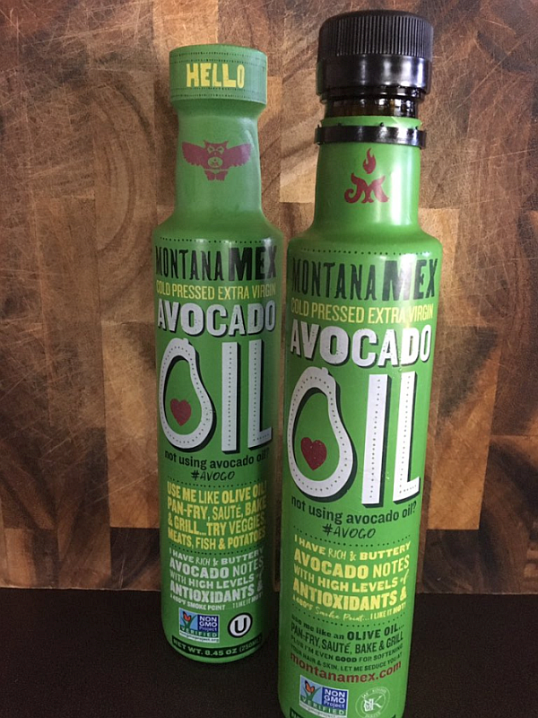 Montana Mex Avocado Oils