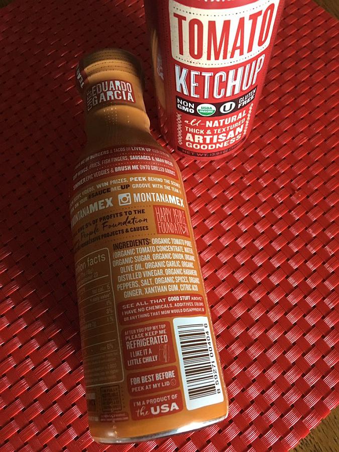 Montana Mex Tomato Ketchup and Habanero Sauce