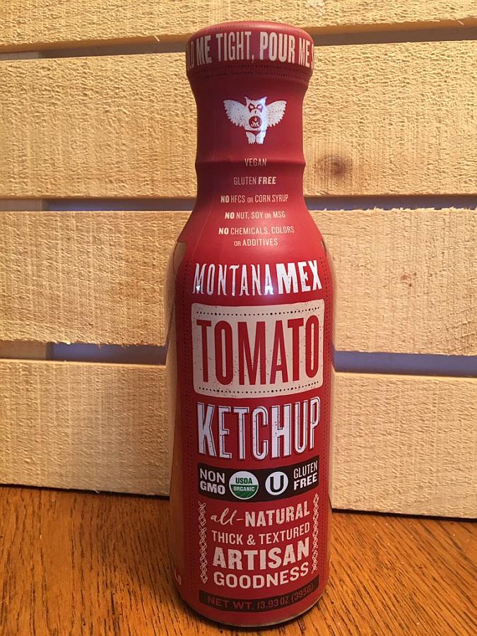 Montana Mex Tomato Ketchup