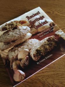 Cookie Cookbook Review: Ancient Heritage Cookies
