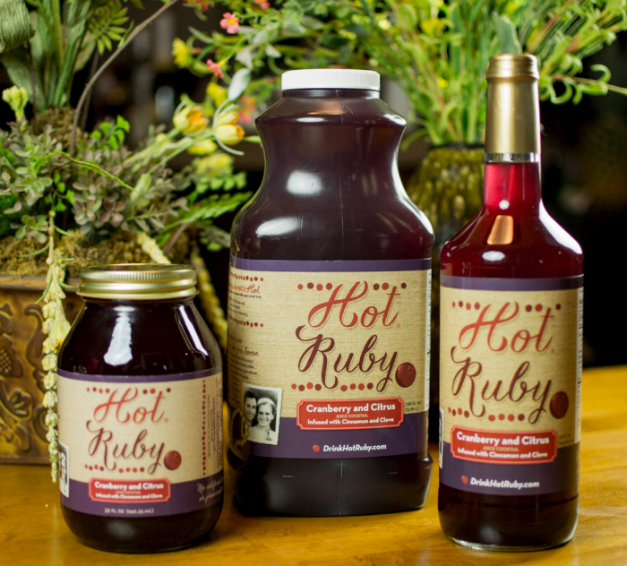 Hot Ruby Hot Cider