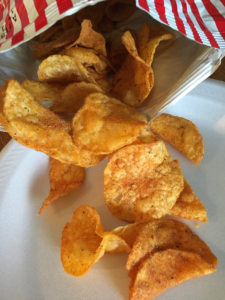 Tim's Cascade Snacks: Big & Bold Buffalo Blue Chips and Hulapeno Chips (Review)