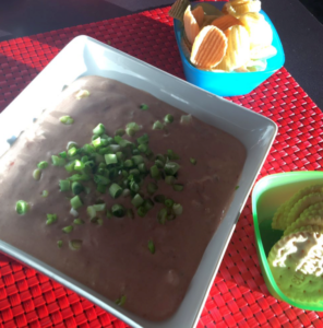 Creamy Salsa Dip: Perfect for New Year's Eve, New Year's Day or Anytime…