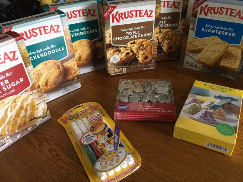 Krusteaz Cookie Mixes