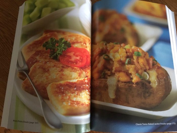 300 Best Potato Recipes Cookbook Pictures