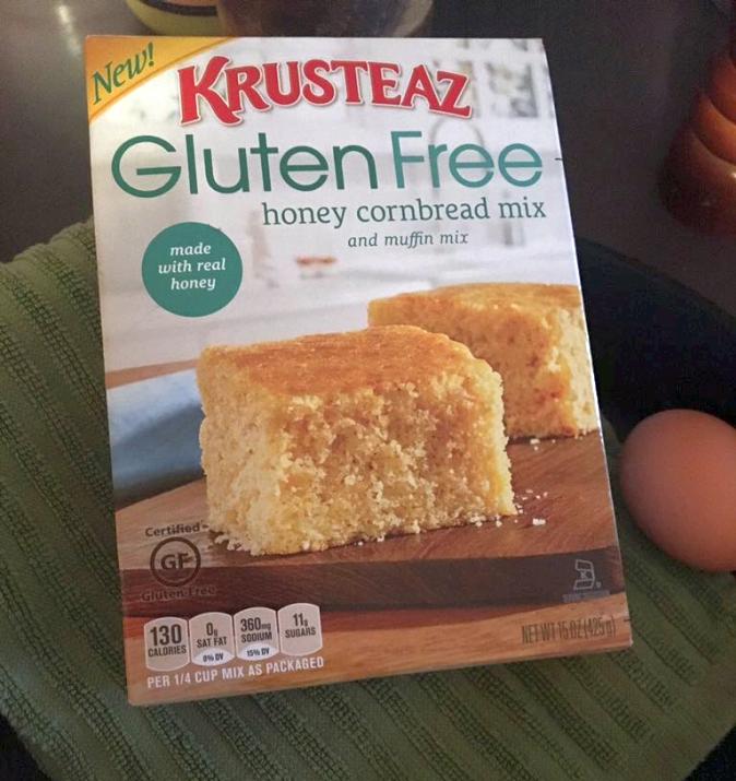 Krusteaz Gluten Free Cornbread Mix