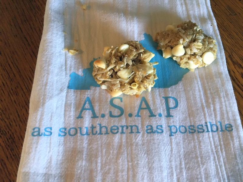 Possum Trots: Gluten-Free Oatmeal Cookies