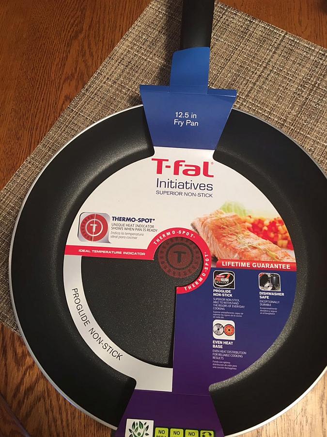 T-fal Non-Stick Fry Pan