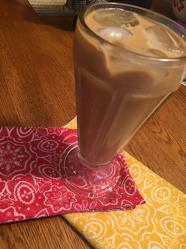 Iced Coffee with Miss Ellie's Coffee
