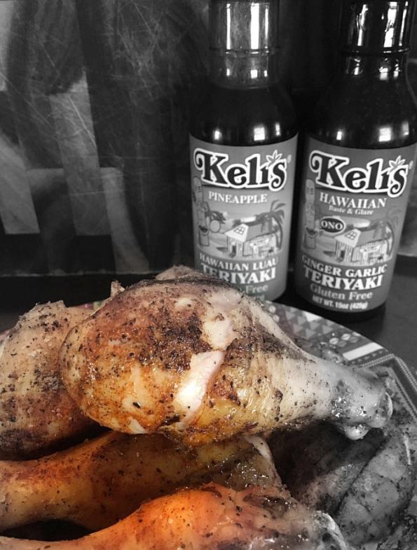 Keli's Gluten-Free Teriyaki Sauces