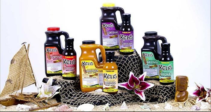 Keli's Sauces