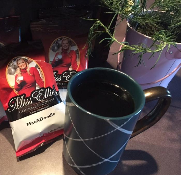 Miss Ellie's MacADoodle Coffee