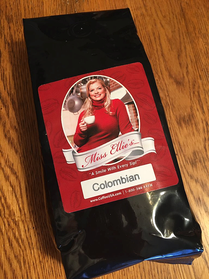 Miss Ellie's Colombian Coffee