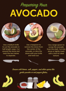 10 Ways to Make Avocado Toast (Infographic)