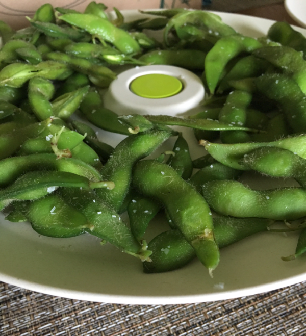 Edamame on a Surpahs Stackable Layer