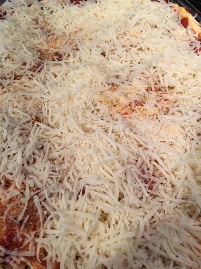 Gluten-Free Lasagna with Explore Cuisine Green Lentil Lasagna Noodles