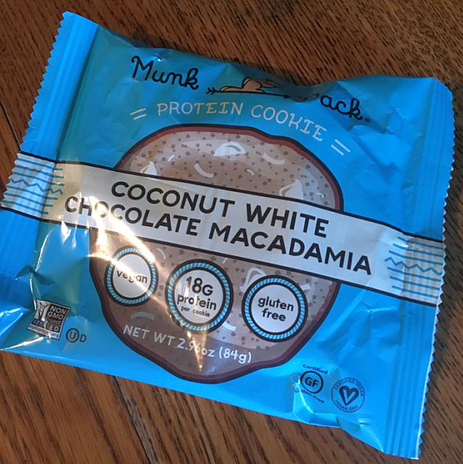 Munk Pack Coconut White Chocolate Macadamia Cookie