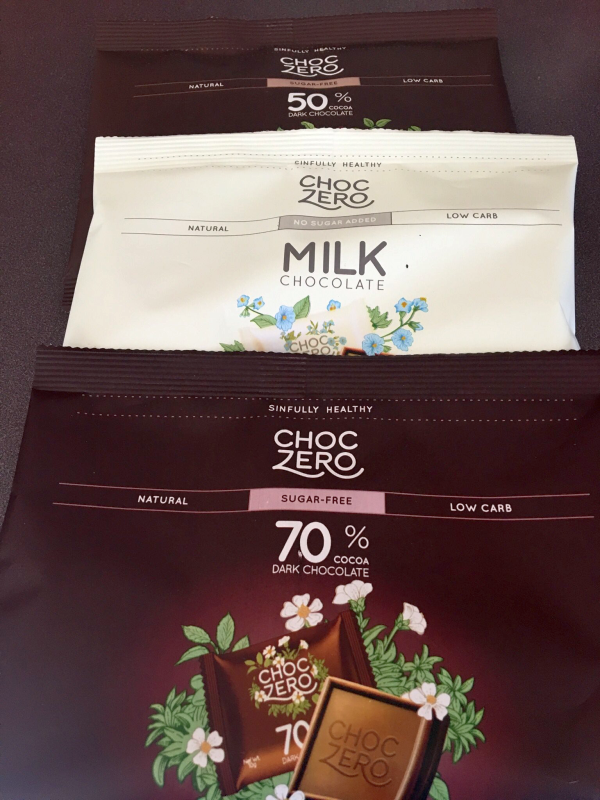 ChocZero Sugar Free Chocolates Review