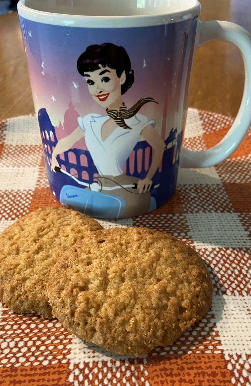 Tate's Bake Shop Gluten Free Coconut Crisp Cookies