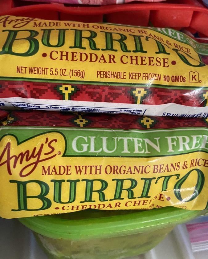 Amy's Burritos