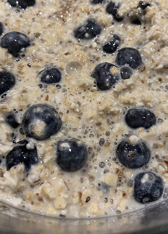 Gluten-Free Overnight Oats